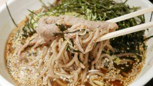 Soba Noodles in Tokyo