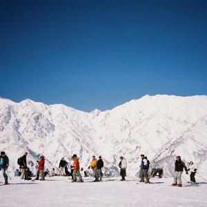Top Ski Resorts Japan