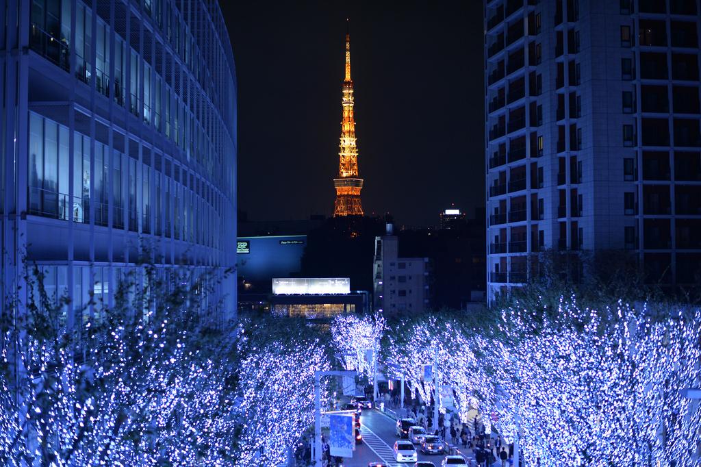 Top Illuminations in Japan