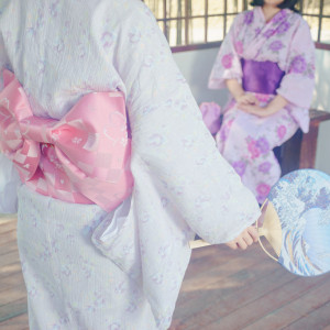 Yukata in Japan