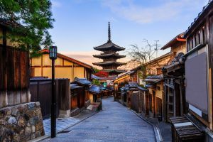 One Day Itinerary for Kyoto