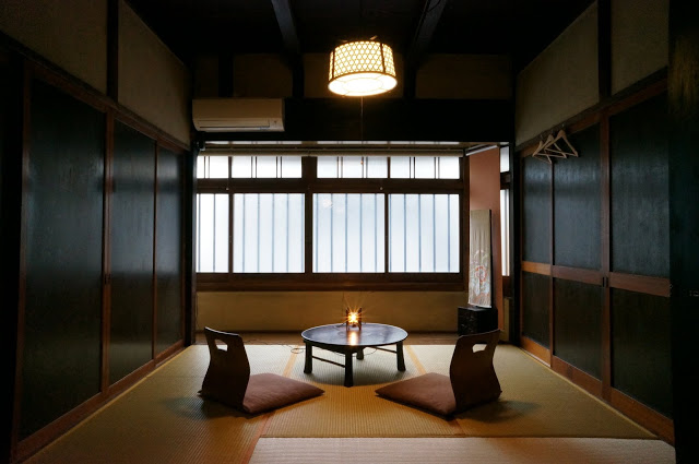Affordable Guest Houses in Kyoto Part 2