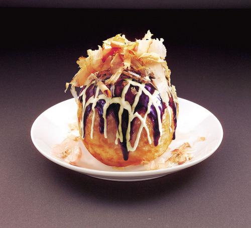 Takoyaki at Bakudan Yaki Ikebukuro
