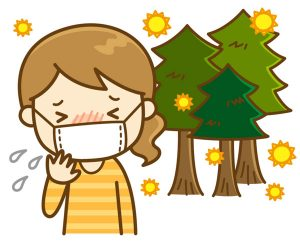 Pollen allergies in Japan and how to avoid it