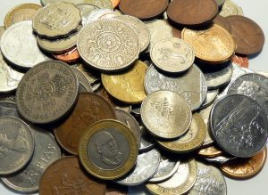 Get Rid of Your International Coins in Japan