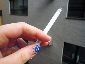 A smokers' guide to Japan