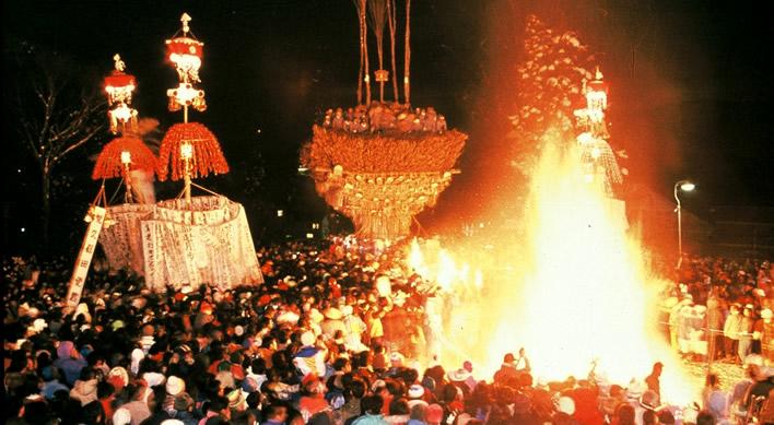 Japanese Fire Festival