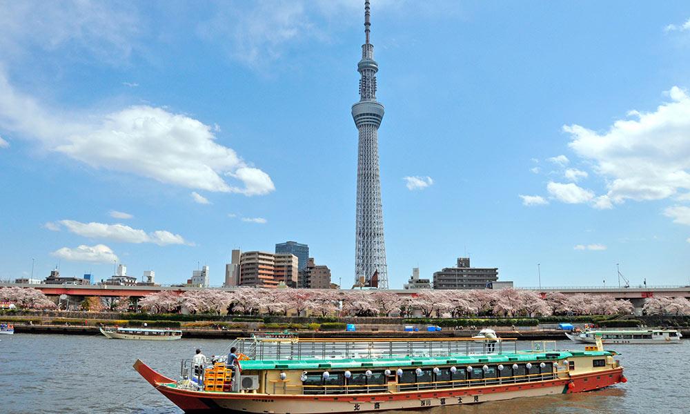 Yakatabune Cruise Tour