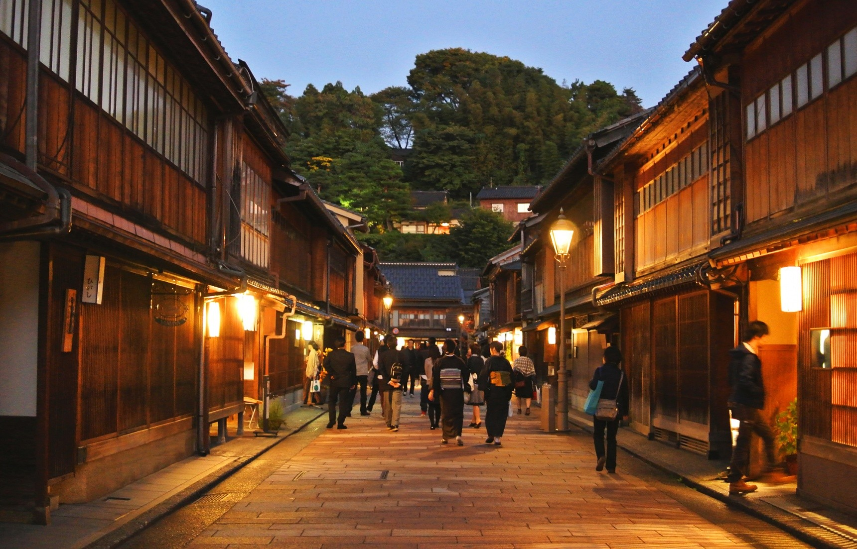 How to get around in Kanazawa