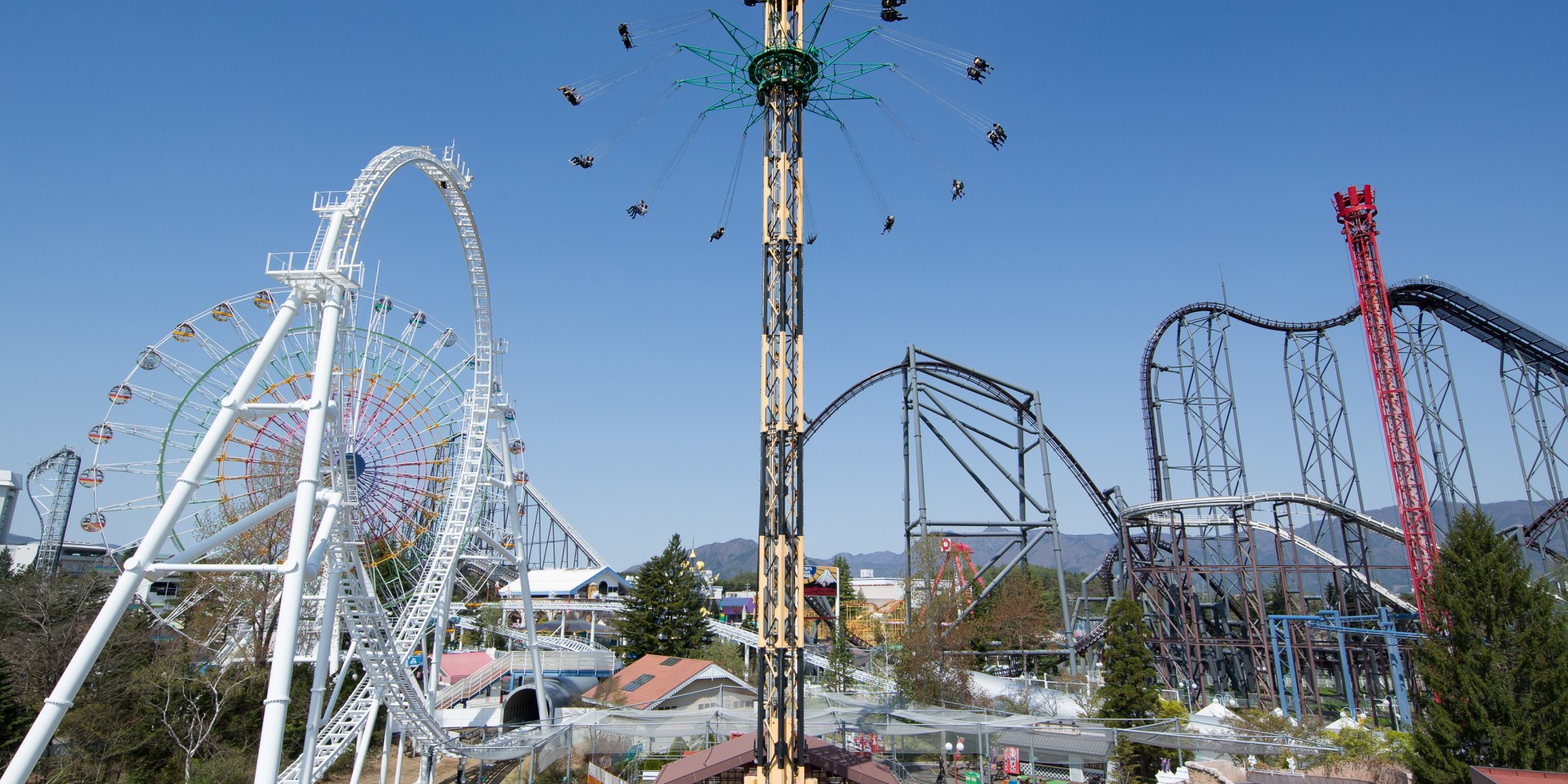 How to get to Fuji Q Highland