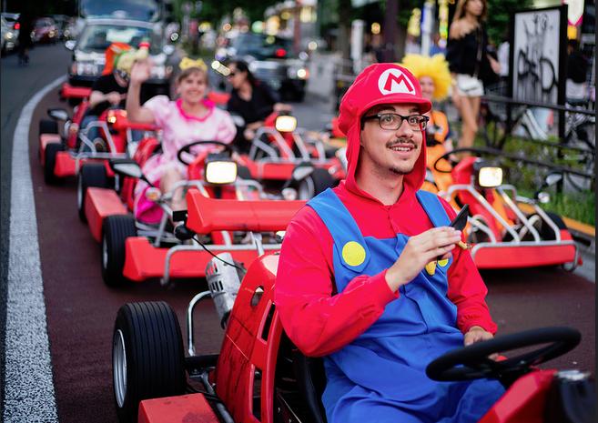 Go-Kart in Tokyo