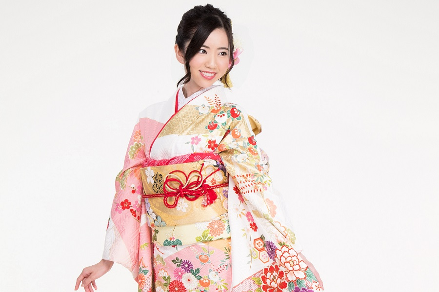 Difference between Men and Women's Kimono