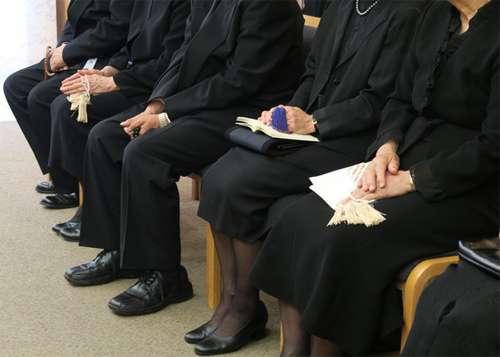 Funerals in Japan