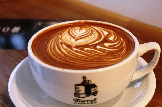 Instagram Worthy Latte Art in Tokyo