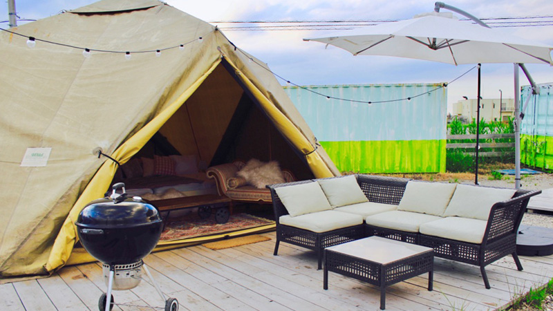 Glamping in Japan (part 2)