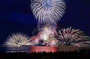 Chigasaki Summer Fireworks