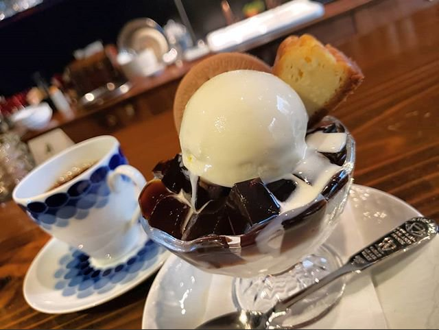 Top retro cafes in Kyoto
