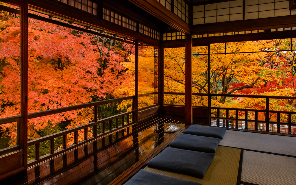 Autumn Scenery in Kyoto (Part 2)