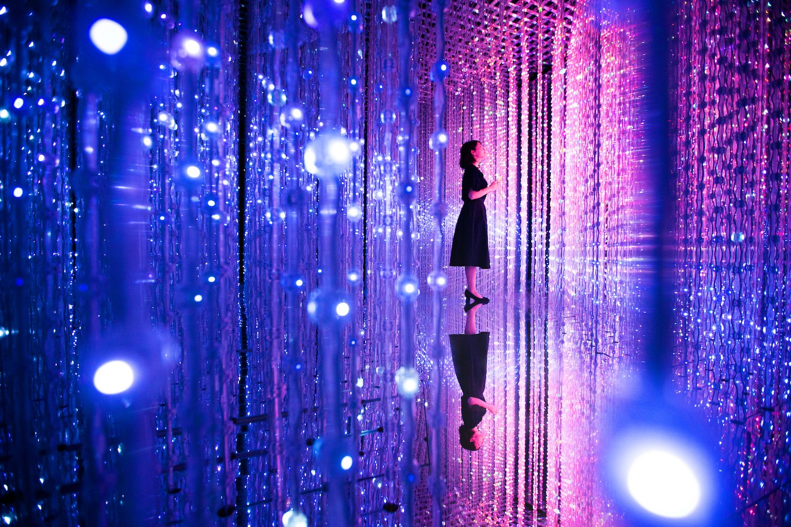 Instagram Worthy Location - Japan's TeamLab's Borderless