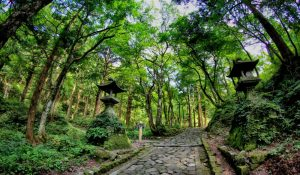 Mount Daisen History and Culture