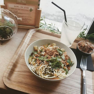 Healthy Instagram Cafes and Restaurants (Ebisu)