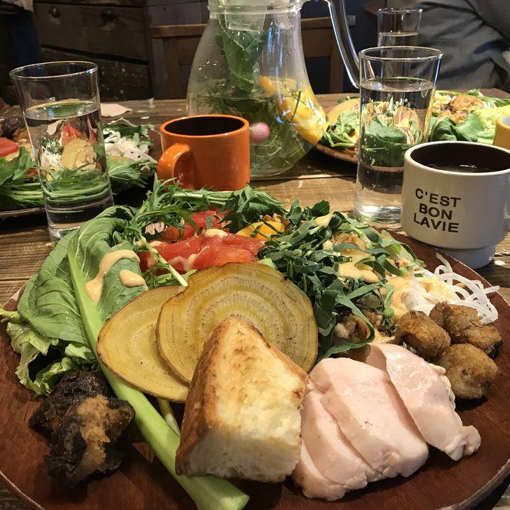 Trendy Cafe/Restaurant Ebisu