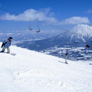 Niseko Ski Village Skiing Lessons