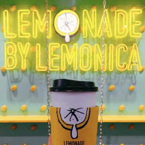 Instagram Worthy Photo Spots in Tokyo: Lemonade by Lemonica
