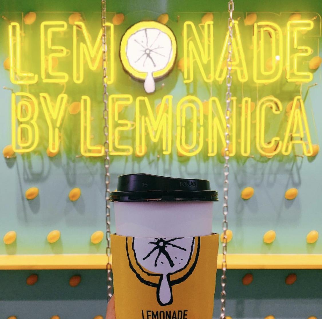 Instagram Worthy Photo Spots in Tokyo: Lemonade by Lemonica