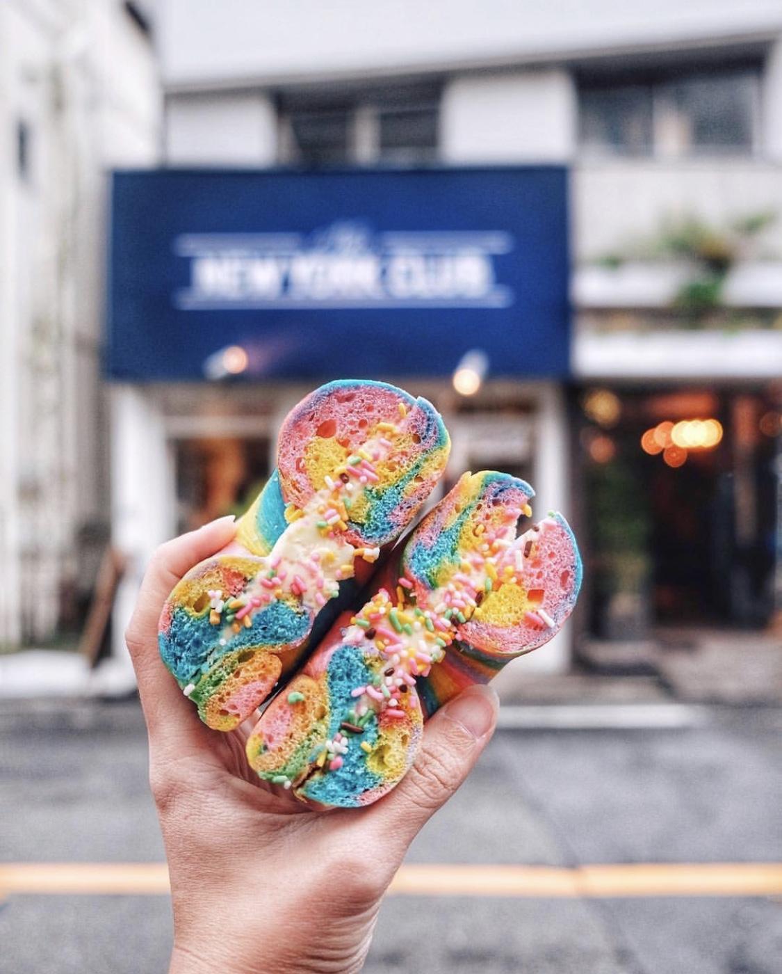 Instagram Worthy Photo Spots in Tokyo: New NEW YORK CLUB