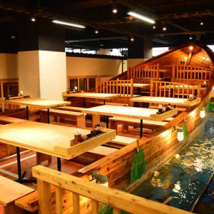 Instagram Worthy Photo Spots in Tokyo: Zauo Restaurant