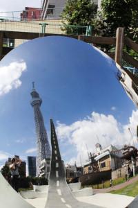 Instagram Worthy Photo Spots in Tokyo: Skytree